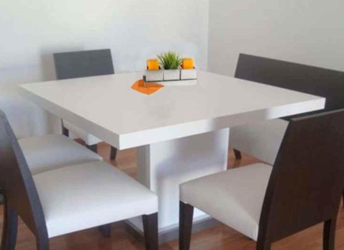 Mesas de comedor de madera modernas cool mesa de comedor - Mesa comedor madera ...