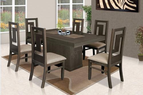 comedor mesa y sillas verde olivo vintage barato nuevo