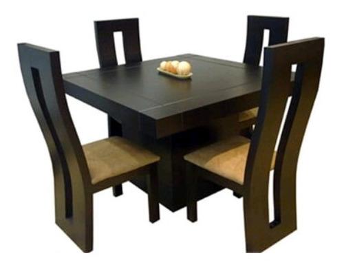 comedor minimalista.... excelente diseño