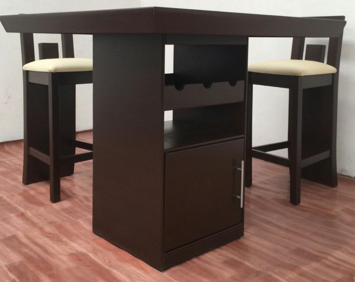 comedor minimalista peque o economico madera 5