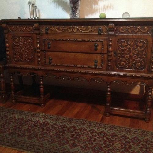 Mueble Comedor Antiguo - Hogar Y Ideas De Diseño - Feirt.com