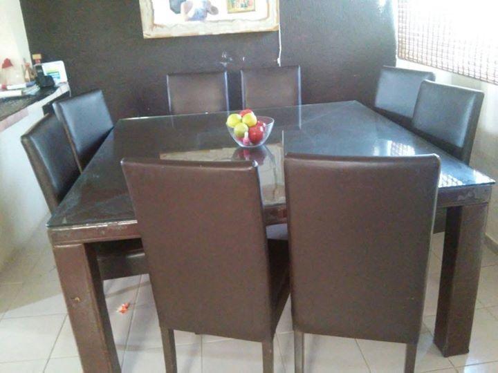 Comedor Para 8 Personas , Espejo Y Mesa De Centro De Onix ...