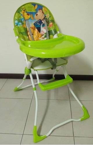 comedor para bebe silla plegable niño niña  envió gratis
