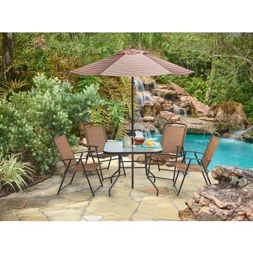 Comedor Para Jardin Mosaic 6pz Cafe Plegable Nuevo - $ 4,150.00 en ...