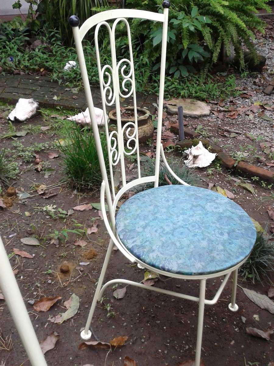 Comedor para terraza y jard n 7 en mercado libre for Comedor para jardin
