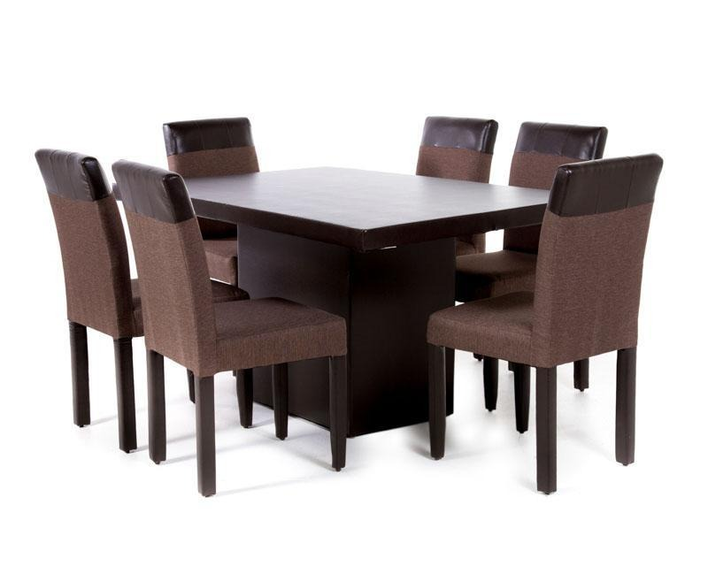 Comedor praga con 6 sillas pm 3441333 6 en for Comedor 6 sillas coppel