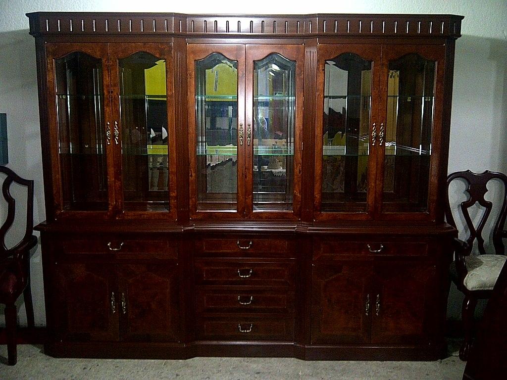 Comedor provenzal modernista londres en cedro rojo - Ver muebles de comedor ...
