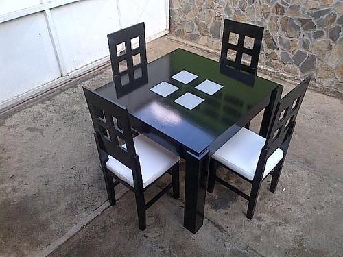 comedor puestos muebles