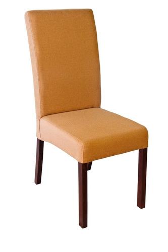 comedor seis sillas tapizadas oslo, muebles el angel