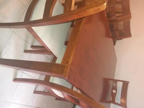 comedor sillas juego