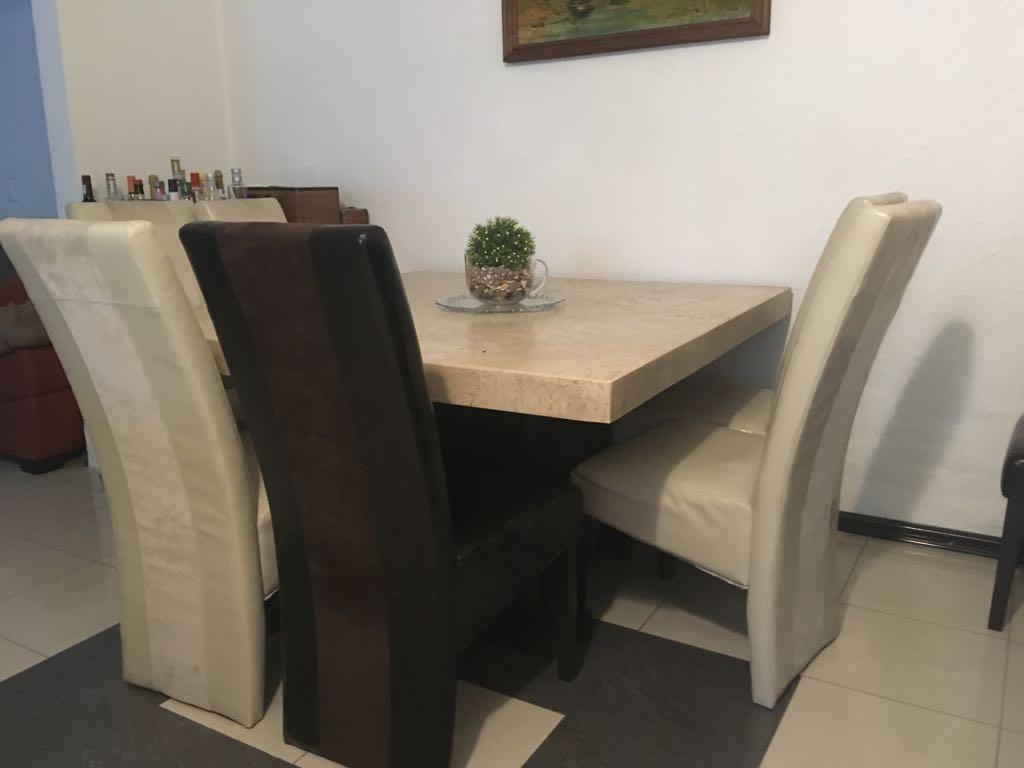 Comedor Y Trinchero/barra Con Cajones Y Puertas - $ 15,000.00 en ...