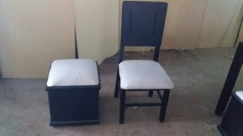 comedores 6 sillas graterol
