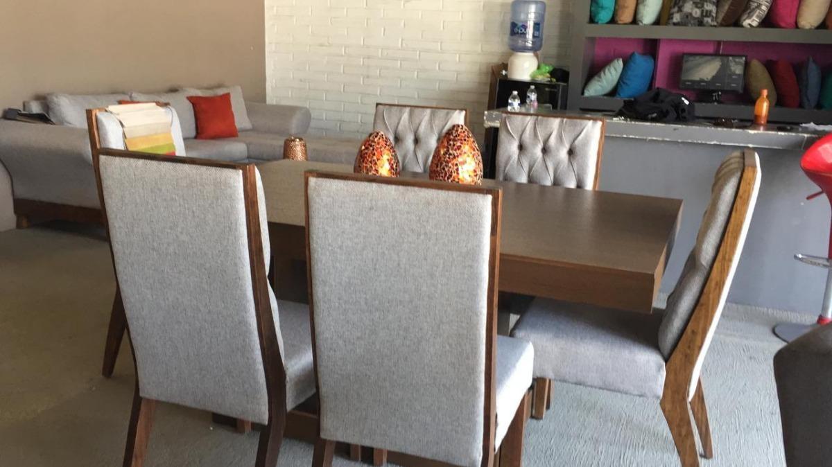 Comedores A Medida En Madera Y Mdf, Diseño Moderno - $ 17,000.00 en ...