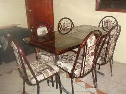 Comedores de 6 sillas economico a precio de fabrica for Comedores 6 sillas elektra