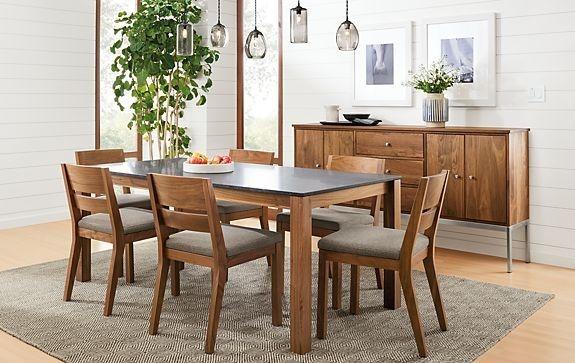 Comedores de madera modernos dise os variados supertrendy for Diseno de comedores modernos