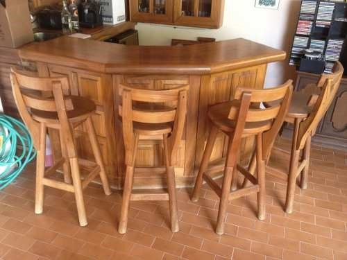 Comedores   sillas   madera   restaurant   tasca   bs. 45.000,00 ...