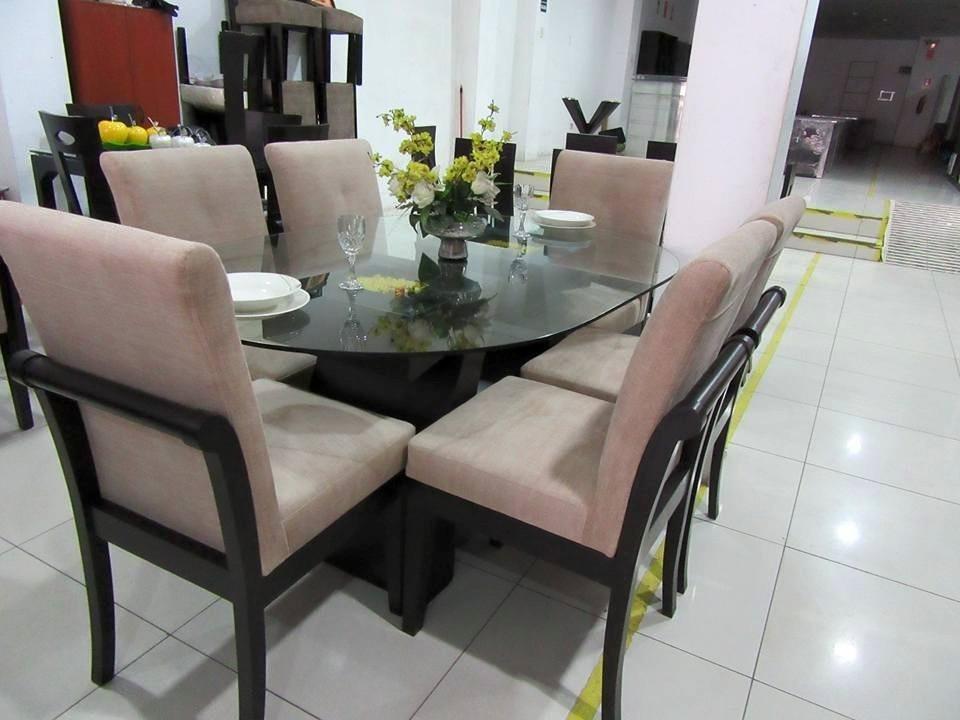 Incre ble muebles usados sillas tapizadas colecci n for Comedores tapizados