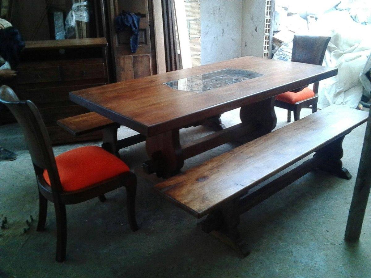 Comedores y salas en madera r sticos nicoll calidad for Bar de madera para sala