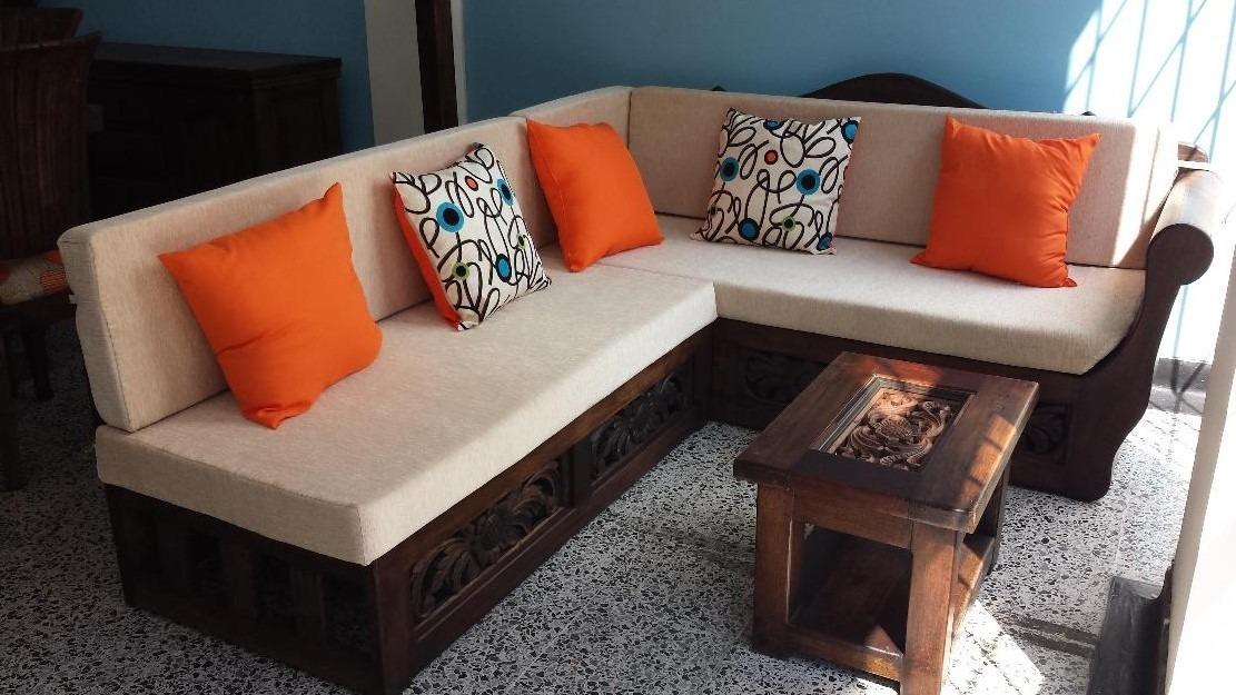 Muebles de cedro rusticos for Muebles vanitorios rusticos