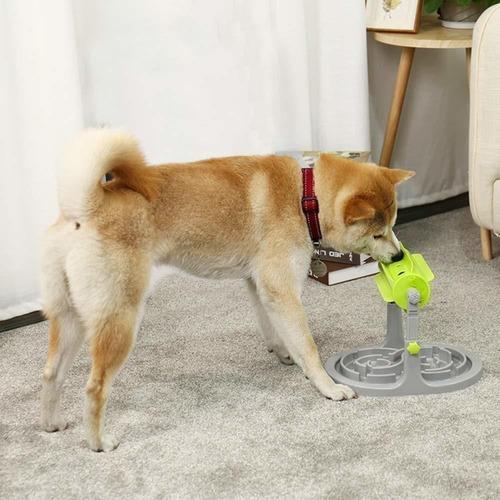 comedouro para cães tigela para ração interativo