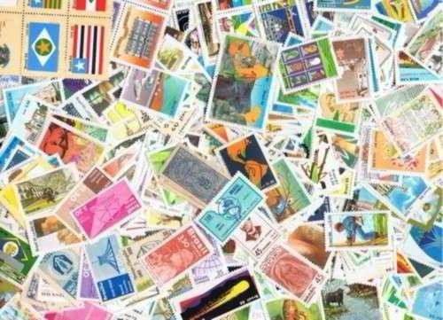 comemorativos novos com selos