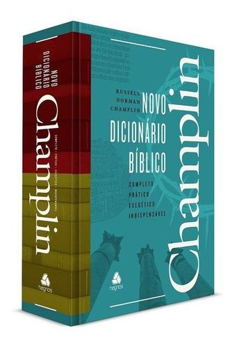 comentario antigo testamento + dicionário bíblico champlin