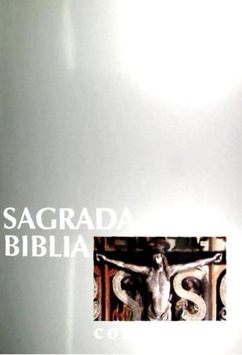 comentario sagrada biblia(libro )