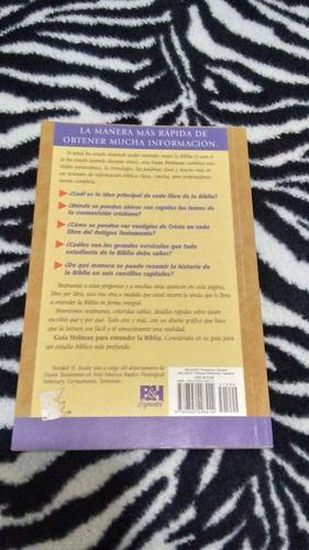 comentario  y guía para entender la biblia