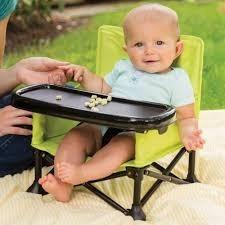 comer bebe silla