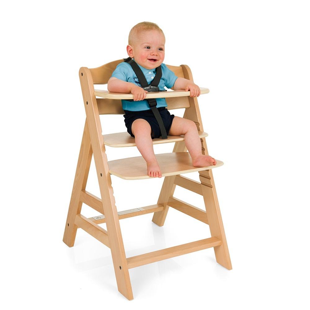 Silla para comer de bebe alpha hauck en for Silla bebe 6 meses