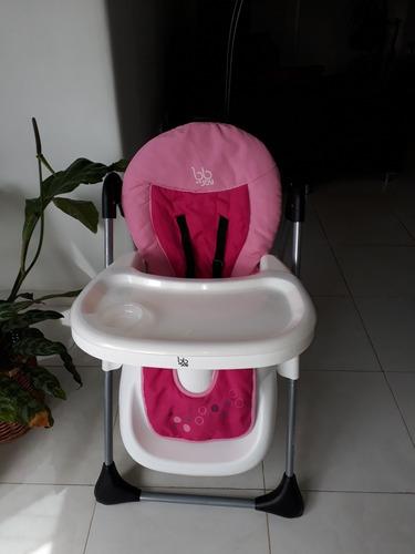 comer bebe silla para