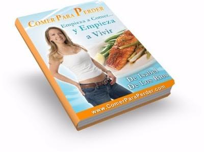 comer para perder, perder peso, perder grasa, adelgazar