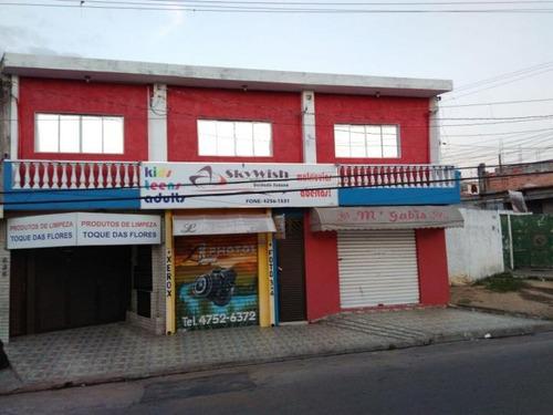 comercial a venda em suzano, miguel badra - 327478