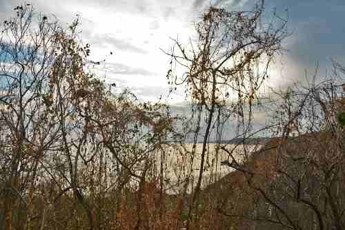 comercial bahías de huatulco, oaxaca,  terreno área superior