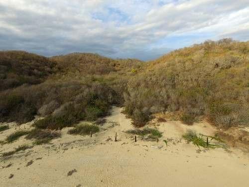 comercial bahías de huatulco, oaxaca,  terreno medio