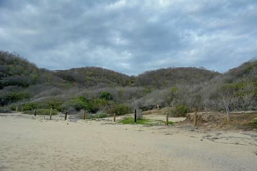comercial bahías de huatulco, oaxaca,  terreno sobre playa