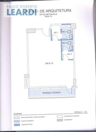 comercial bethaville i - barueri - ref: 420083
