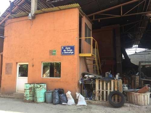 comercial emilio carranza nave industrial en renta