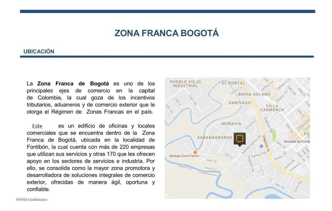 comercial en arriendo zona franca   mls 19-452