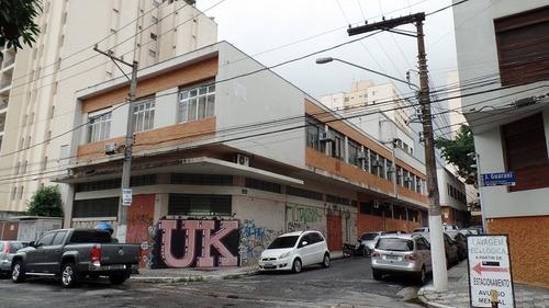 comercial para aluguel, 0 dormitórios, brooklin - são paulo - 3687