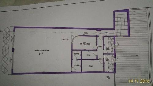 comercial para aluguel, 0 dormitórios, centro - são bernardo do campo - 2961
