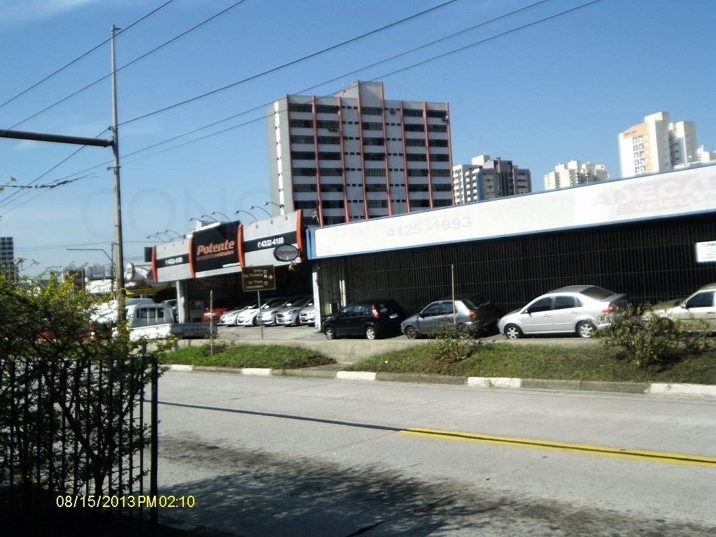 comercial para aluguel, 0 dormitórios, centro - são bernardo do campo - 3494