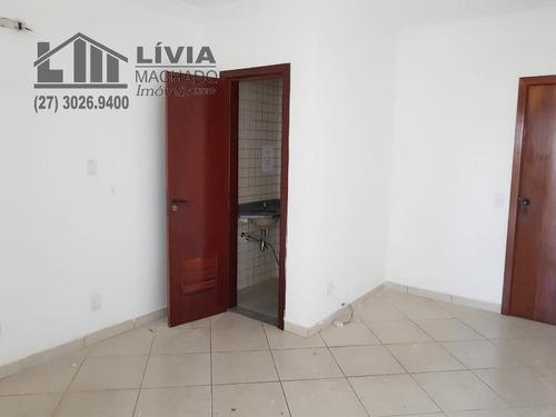 comercial para aluguel, 0 dormitórios, enseada do suá - vitória - 2085