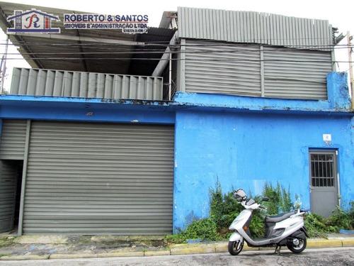 comercial para aluguel, 0 dormitórios, freguesia do ó - são paulo - 9568