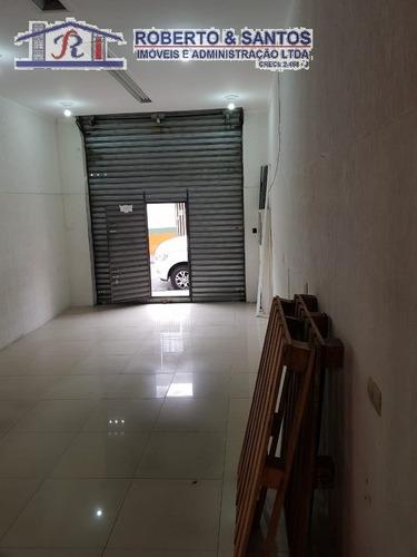 comercial para aluguel, 0 dormitórios, freguesia do ó - são paulo - 9576