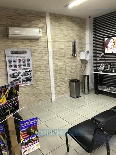comercial para aluguel, 0 dormitórios, ipiranga - são paulo - 3603