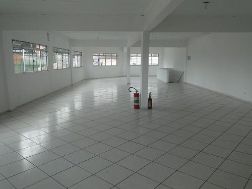 comercial para aluguel, 0 dormitórios, jaguaribe - osasco - 7100