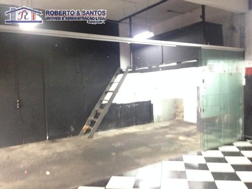 comercial para aluguel, 0 dormitórios, jardim cidade pirituba - são paulo - 9026