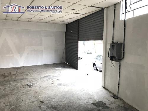 comercial para aluguel, 0 dormitórios, jardim cidade pirituba - são paulo - 9502