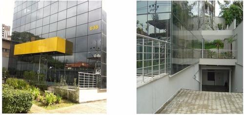 comercial para aluguel, 0 dormitórios, jardim paulista - são paulo - 3376